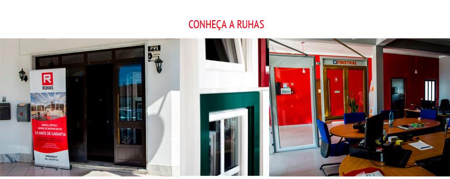 Ruhas Janelas e Portas PVC